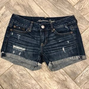 American Eagle Women's Jean Short - 4